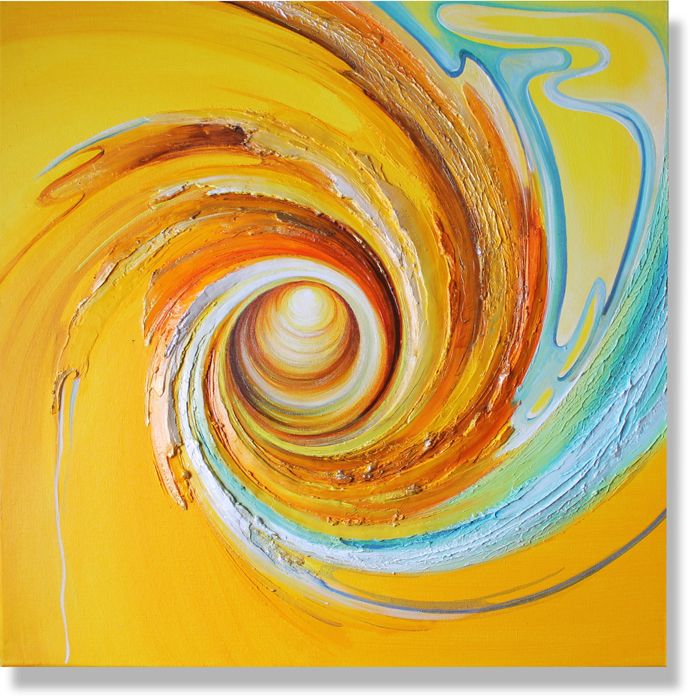 Spiralenbild Lebensfreude 215