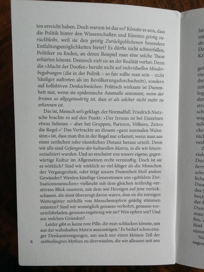 Buchseite Schmidt-Salomon